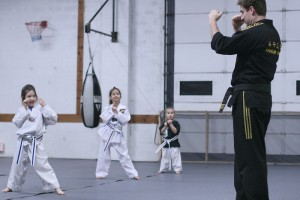 Martial Arts Classes for Children ages 4-5